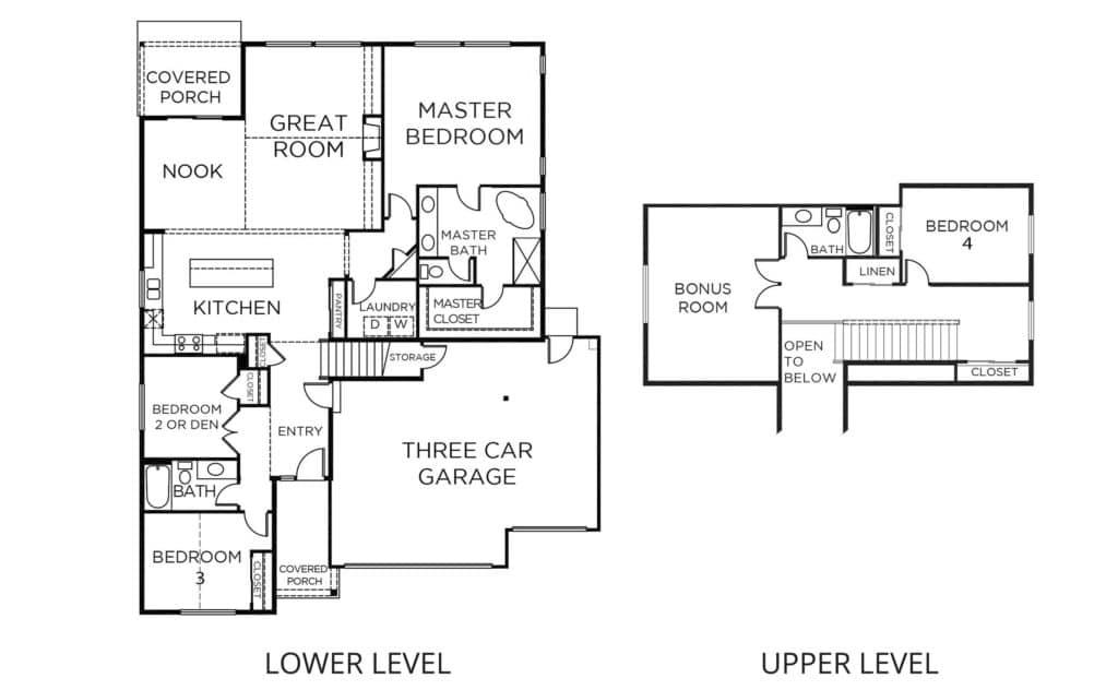 new-homes-bonney-lake-wa-2600-ainsworth-prairie-landing-floorplan