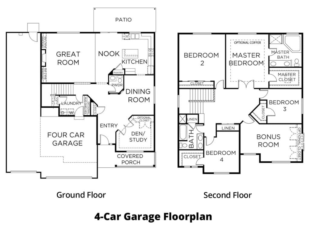 soundbuilt-teton-floorplan-2978-4car-labels