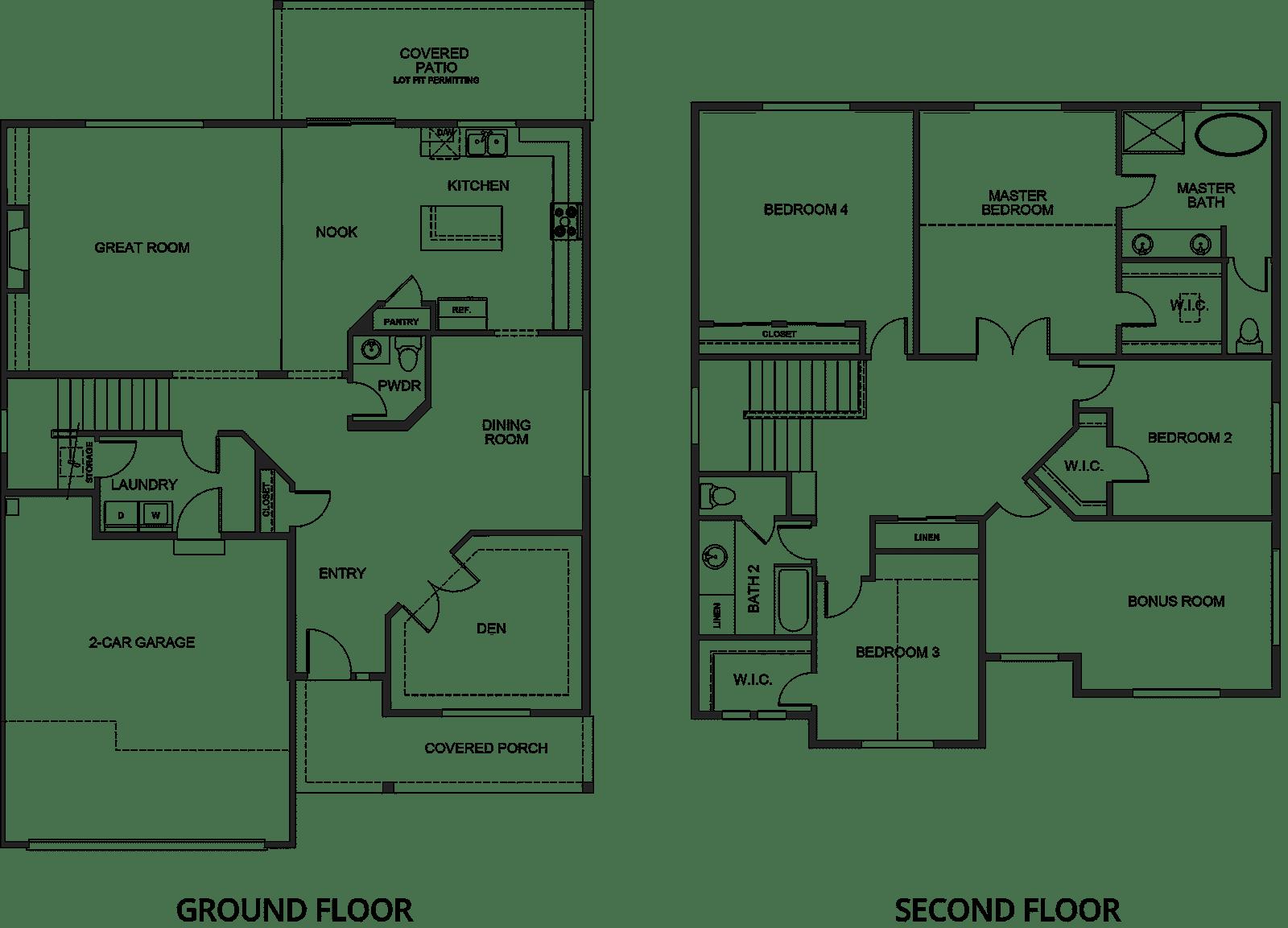 Elk-Run-2978-Teton-2-Car-Floorplan updated-4-20